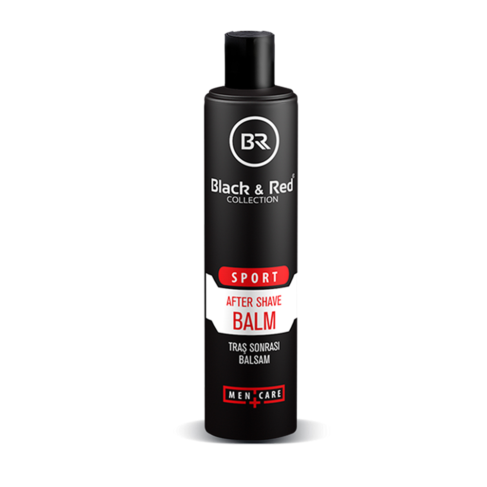 B&R AFTERSHAVE BALM - SPORT / 2112-03