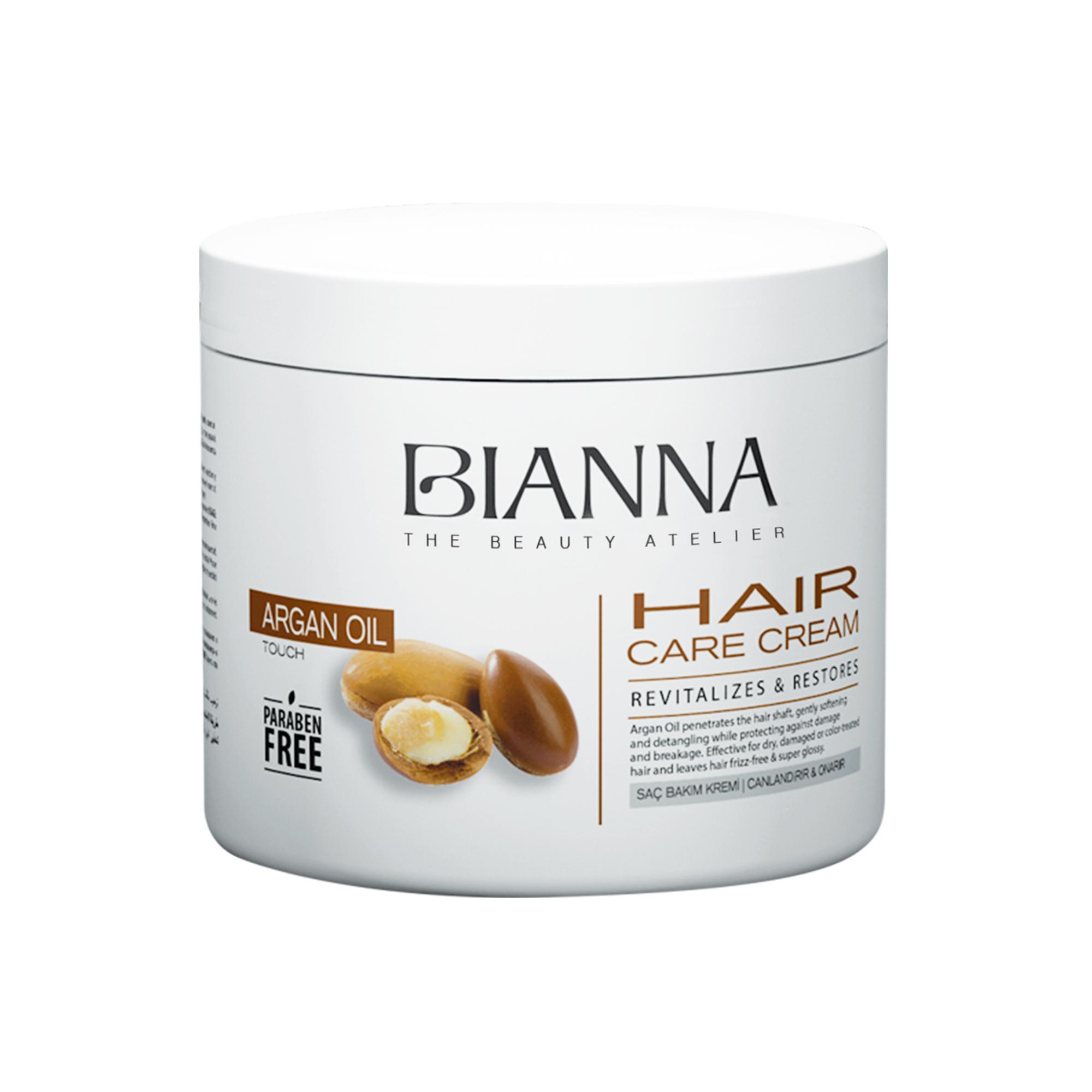 BIANNA HAIR CARE CREAM - ARGAN / 2203-01