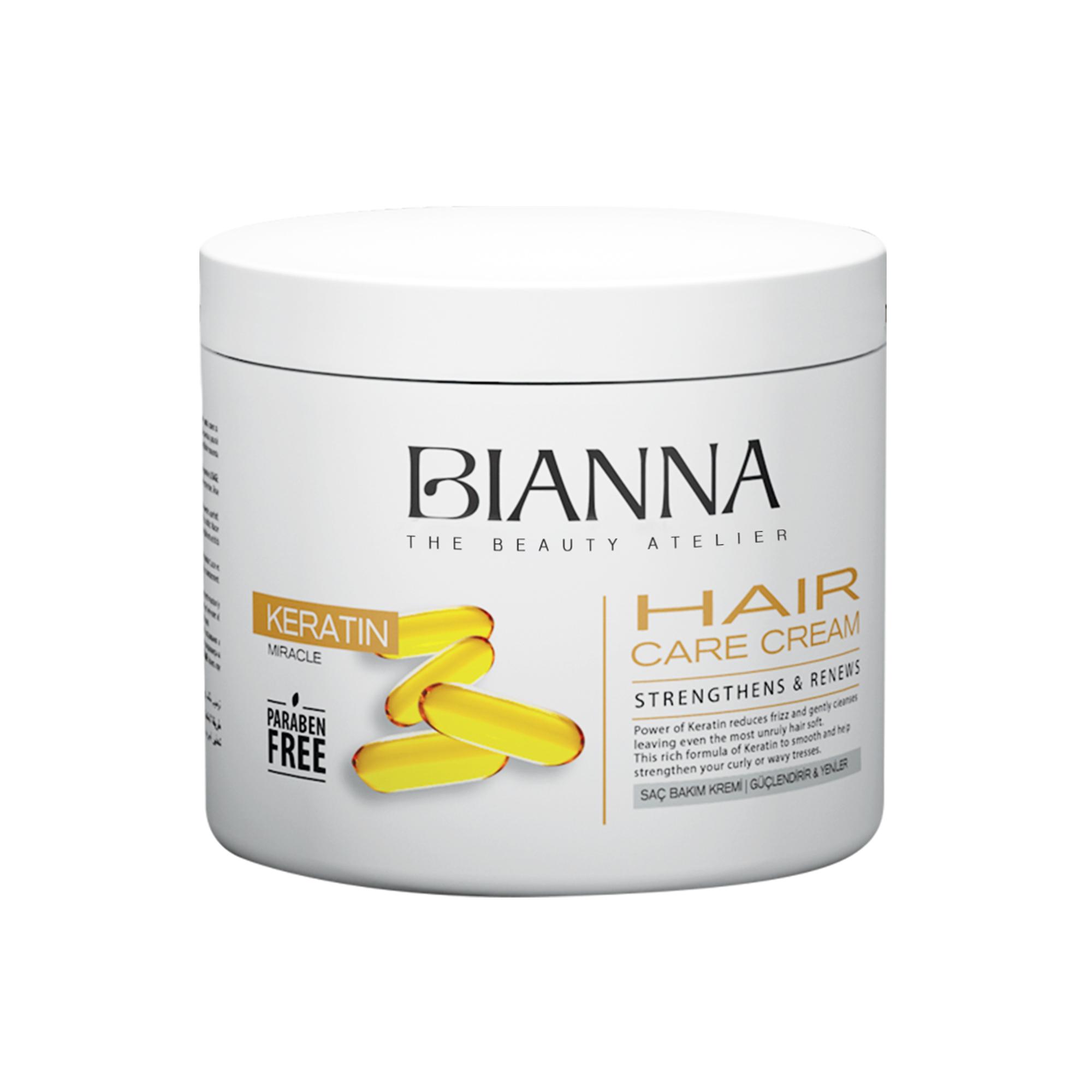 BIANNA HAIR CARE CREAM - KERATIN / 2203-02