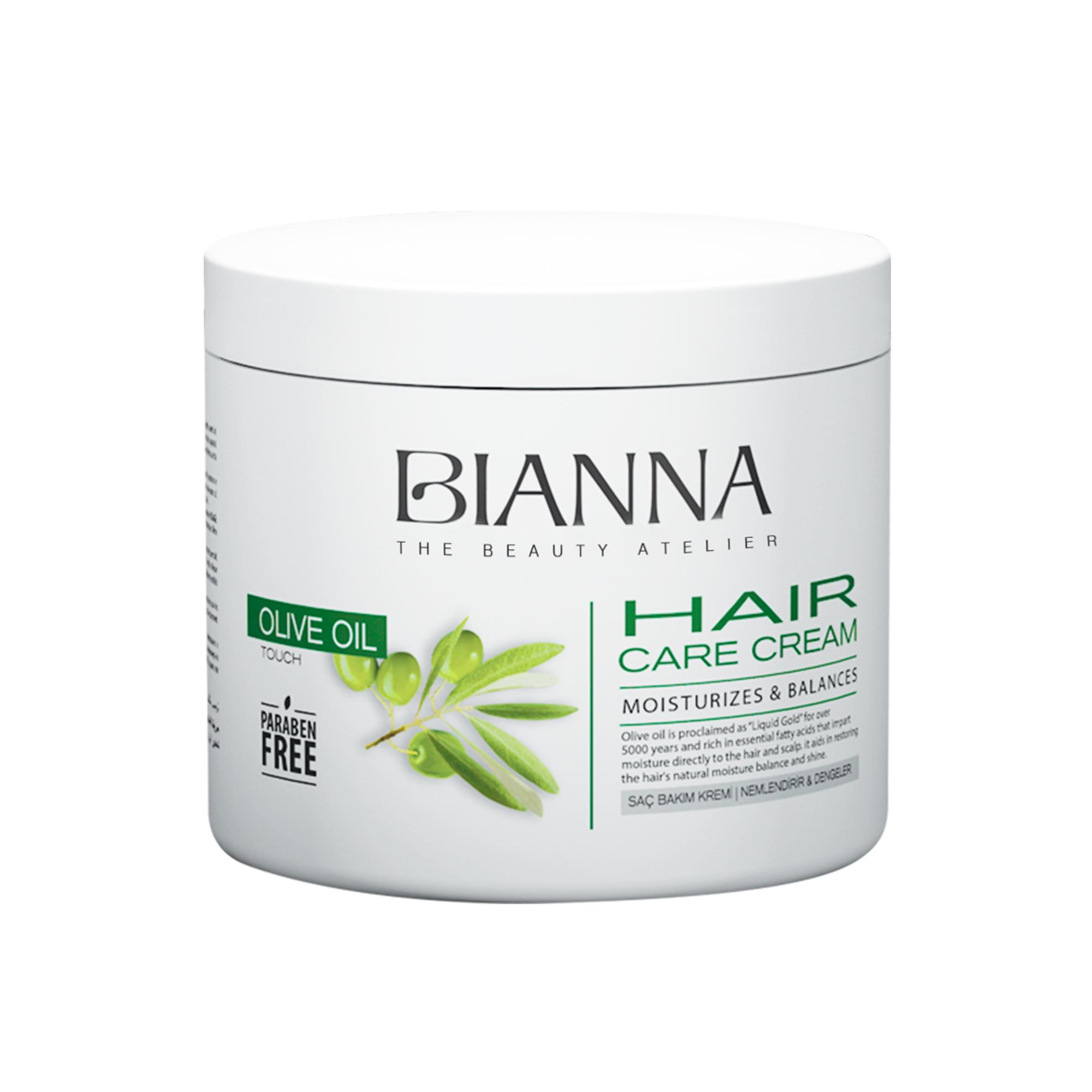 BIANNA HAIR CARE CREAM - OLIVE OIL / 2203-03