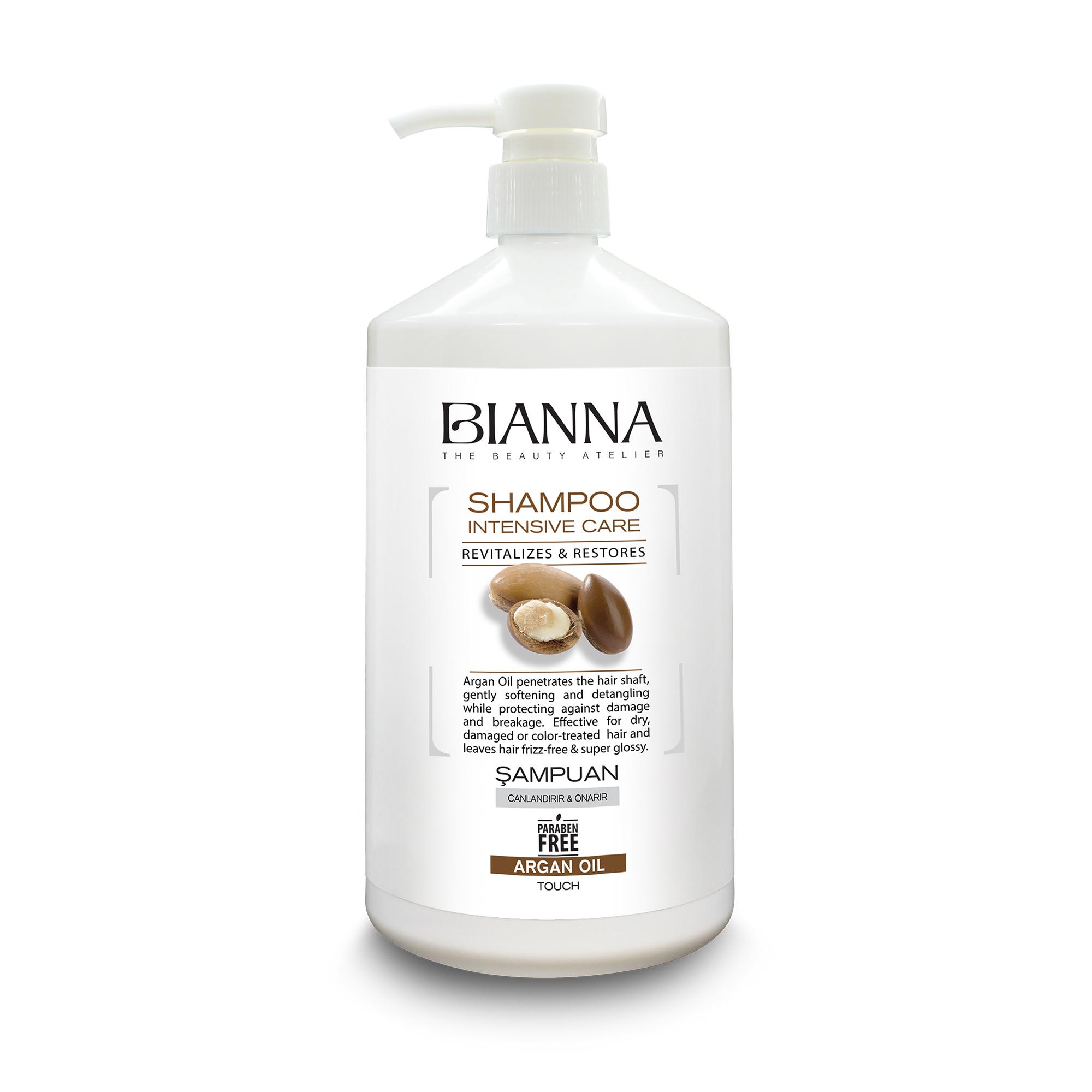 BIANNA HAIR SHAMPOO - ARGAN / 2225-01