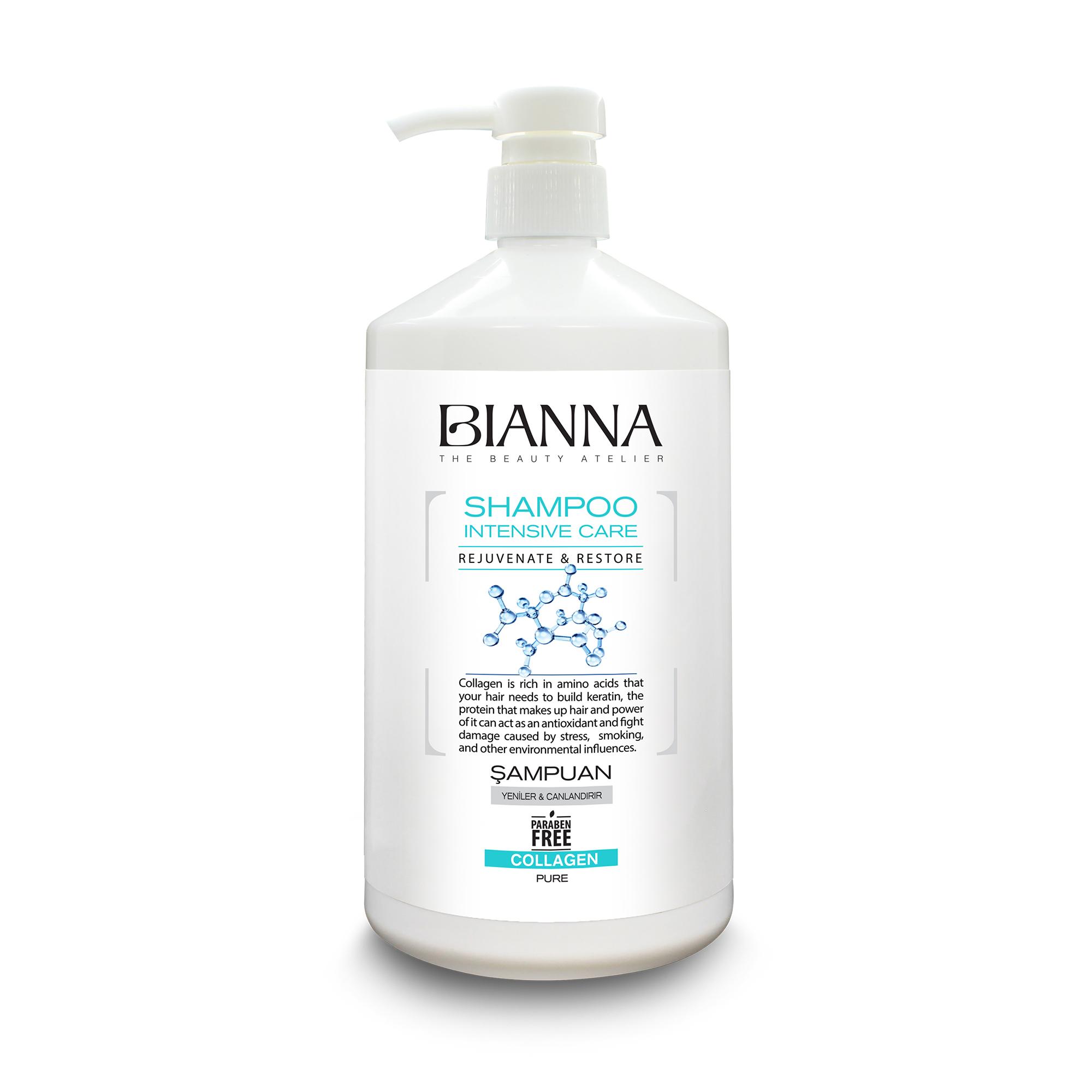 BIANNA HAIR SHAMPOO - COLLAGEN / 2225-04