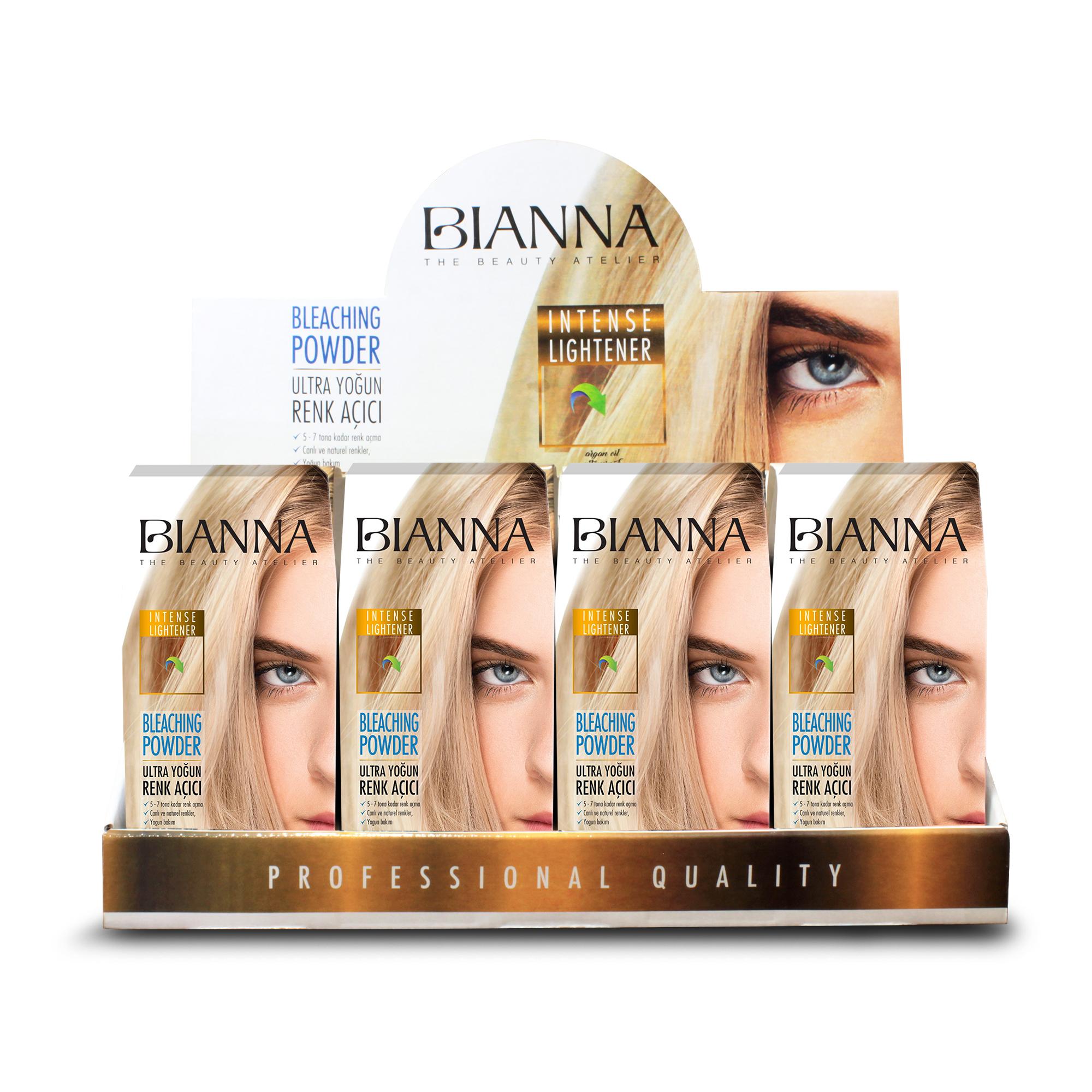 BIANNA HAIR BLEACHER SET - 4220-01