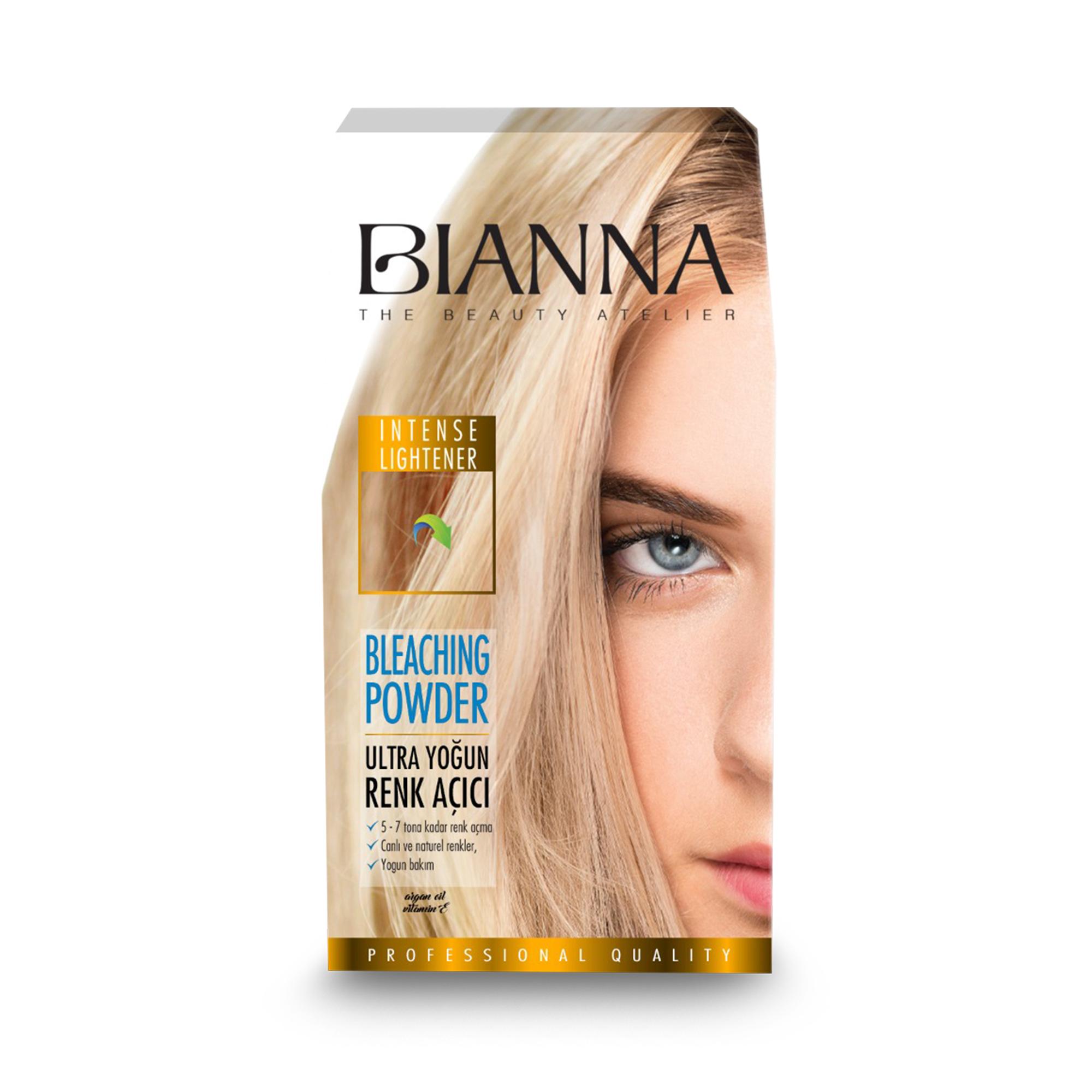 BIANNA HAIR BLEACHER SET / 4220-01