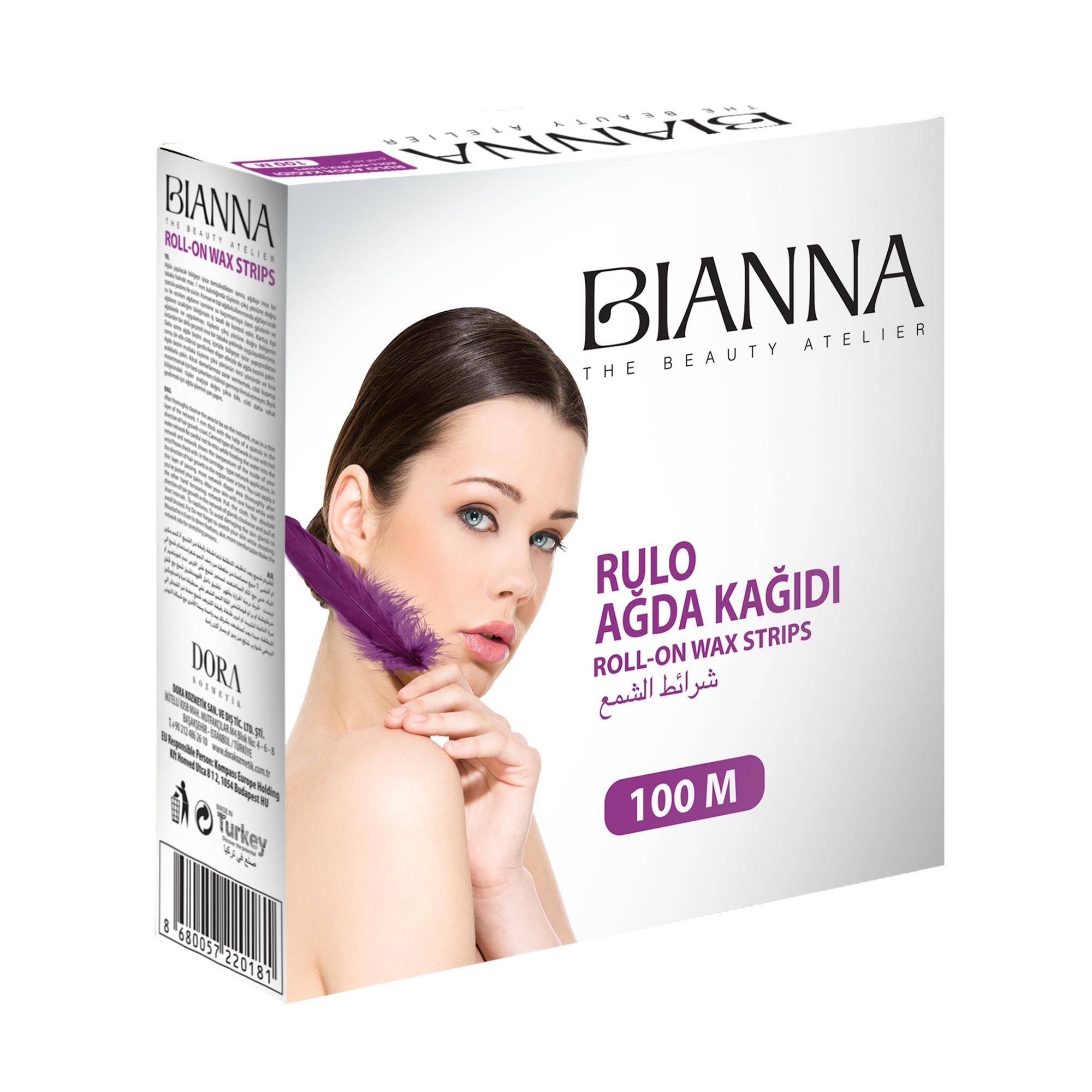 BIANNA WAX STRIP ( WITH BOX ) / 4227-07