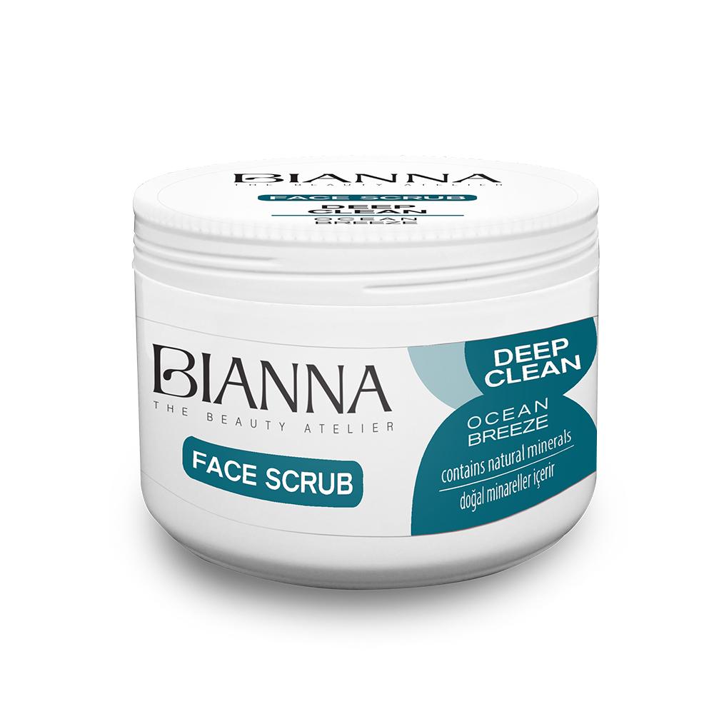 BIANNA FACE SCRUB - OCEAN BREEZE / 2204-03